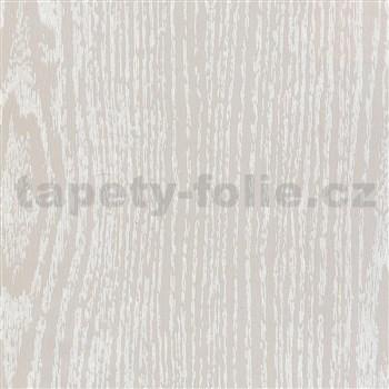 Samolepící tapety dřevo jasan bílý - 90 cm x 15 m