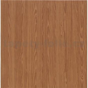 Samolepící tapety jedlovcové dřevo - renovace dveří - 90 cm x 210 cm