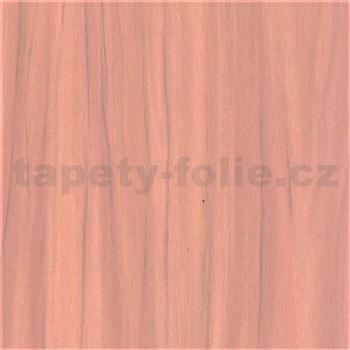 Samolepící fólie dřevo třešeň - 67,5 cm x 15 m
