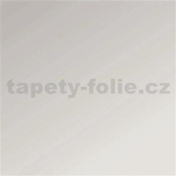 Samolepící tapety - stříbrná lesklá 45 cm x 15 m