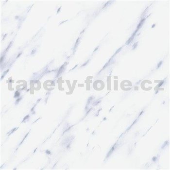Samolepící tapety Carrara břidlicově šedá 45 cm x 15 m