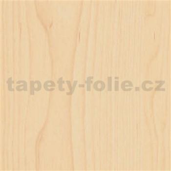 Samolepící tapety javorové dřevo - 45 cm x 15 m