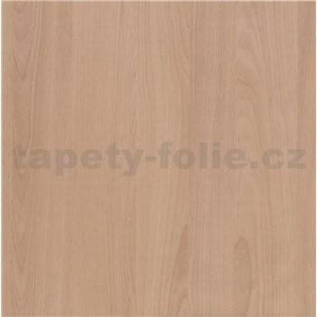Samolepící tapety jedlové dřevo světlé - renovace dveří - 90 cm x 210 cm