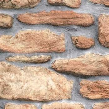Samolepící tapety - kamenná stěna 67,5 cm x 15 m