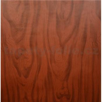 Samolepící tapety javorové dřevo - renovace dveří - 90 cm x 210 cm