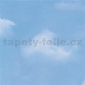 Samolepící fólie modré nebe - 45 cm x 15 m
