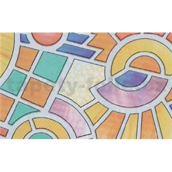 Samolepící tapety transparentní Nimes - 67,5 cm x 15 m