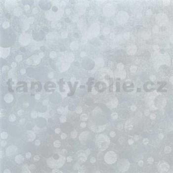 Samolepící fólie transparentní tečky - 45 cm x 15 m