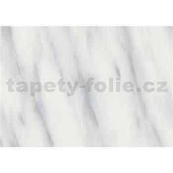 Samolepící tapety - mramor Carrara břidlicově šedá 90 cm x 15 m