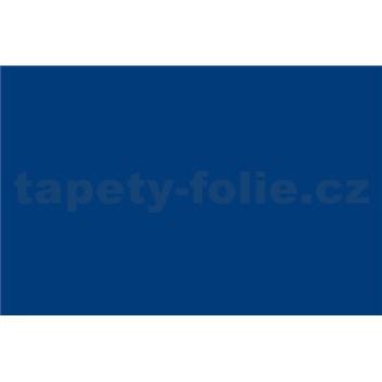 Samolepící tapety - modrá 67,5 cm x 15 m