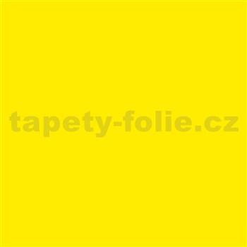 Samolepící fólie reflexní žlutá - 45 cm x 15 m