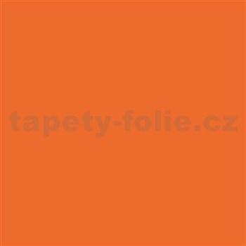Samolepící fólie reflexní oranžová - 45 cm x 15 m