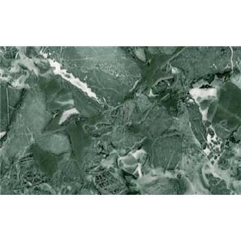 Samolepící tapety - mramor Arezzo zelený - 90 cm x 15 m