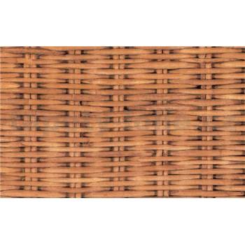 Samolepící tapety - proutěný košík 90 cm x 15 m