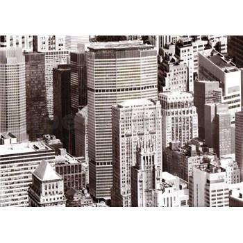 Samolepící tapety - mrakodrapy 67,5 cm x 15 m