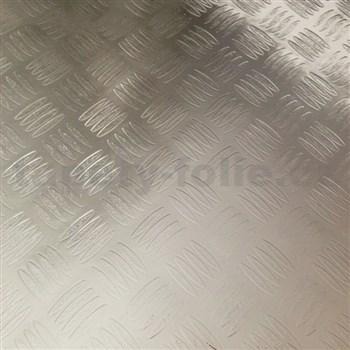 Samolepící tapety - stříbrná 45 cm x 5 m
