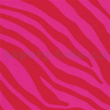 Samolepící tapety zebra růžová 45 cm x 15 m
