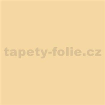 Samolepící tapety béžová mat 45 cm x 15 m