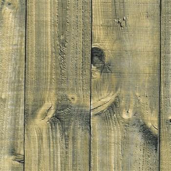 Samolepící tapety staré dřevo 45 cm x 15 m