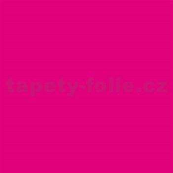 Samolepící tapety růžová lesklá 45 cm x 15 m