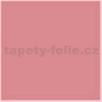 Samolepící tapety pastelová růžová mat 45 cm x 15 m