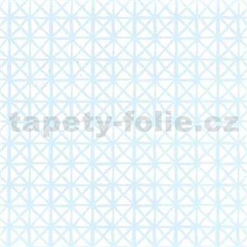 Samolepící tapety Andy modrý 45 cm x 15 m