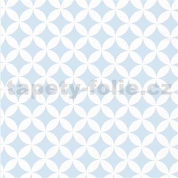 Samolepící tapety Elliot modrý 45 cm x 15 m