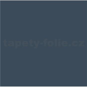 Samolepící fólie šedomodrá matná - 45 cm x 15 m
