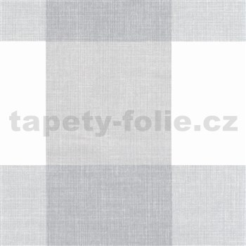 Samolepící fólie čtverce šedo-bílé - 45 cm x 15 m