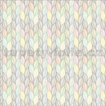 Samolepící fólie barevné listy - 45 cm x 15 m