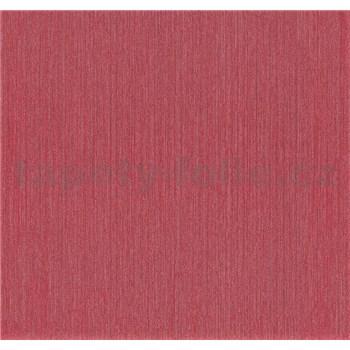 Vliesové tapety na zeď Graziosa uni červená