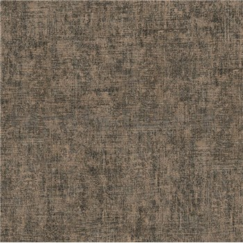Vliesové tapety na zeď Greenery textilní struktura hnědo-černá