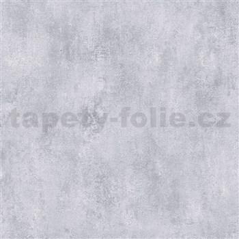 Vliesové tapety na zeď IMPOL Hailey beton fialovo-šedý