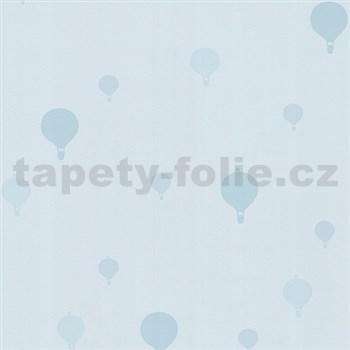Papírové tapety na zeď Happy Kids 2 - balóny modré