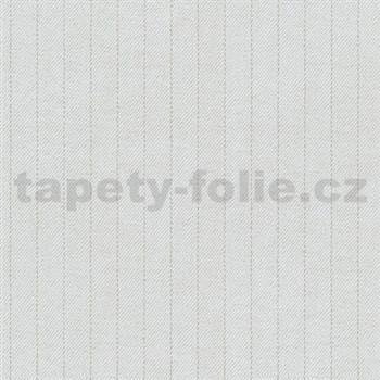 Papírové tapety na zeď Happy Kids 2 - proužky hnědé