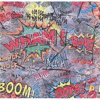 Papírové tapety na zeď It's Me komiksové bubliny