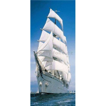 Fototapety Loď rozměr 92 cm x 220 cm