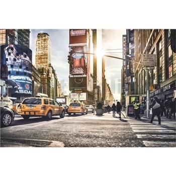Vliesové fototapety Times Square rozměr 368 cm x 248 cm