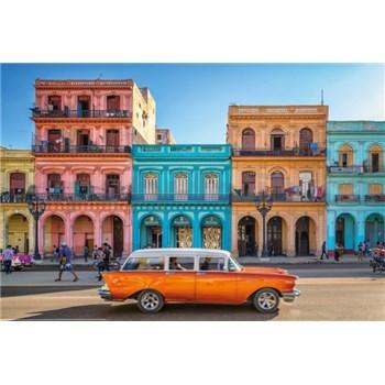 Vliesové fototapety Havanna rozměr 368 cm x 248 cm