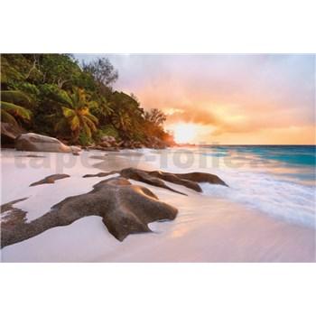 Vliesové fototapety pláž rozměr 368 cm x 248 cm