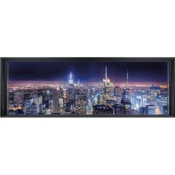 Fototapety Sparkling New York 368 cm x 127 cm