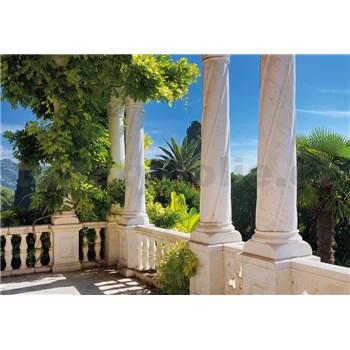 Fototapety Villa Liguria rozměr 368 cm x 254 cm