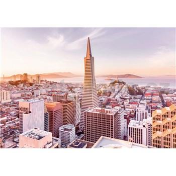 Fototapety San Francisco Morning rozměr 368 cm x 254 cm