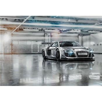 Fototapety Audi R8 Le Mans rozměr 368 cm x 254 cm