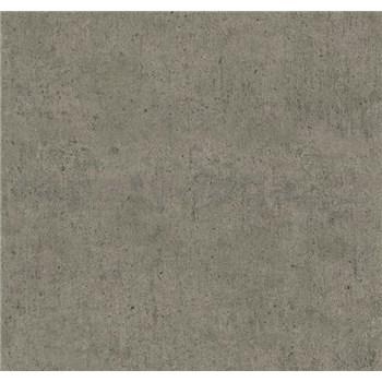 Vliesové tapety na zeď G. M. Kretschmer beton hnědý