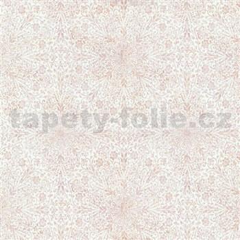 Vliesové tapety na zeď G. M. Kretschmer II španělský vzor růžový
