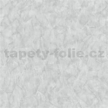 Vliesové tapety na zeď G. M. Kretschmer II strukturovaná omítkovina šedá - POSLEDNÍ 1 KS