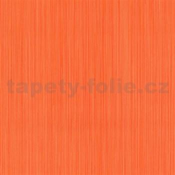 Vliesové tapety na zeď G. M. Kretschmer II proužky jemné oranžové - POSLEDNÍ KUSY