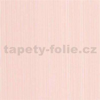 Vliesové tapety na zeď G. M. Kretschmer Sommeraktion proužky světle růžové - POSLEDNÍ KUS