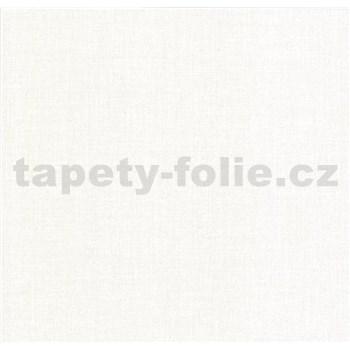 Luxusní vliesové tapety na zeď LACANTARA strukturovaná stříbrno-krémová